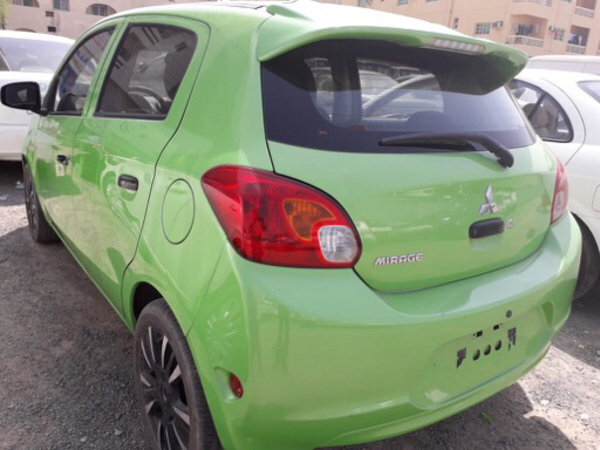 Used Mistubishi mirage in Dubai, UAE