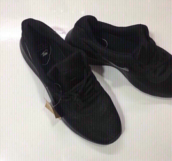 Used Nike men's running shoes size 43 new in Dubai, UAE