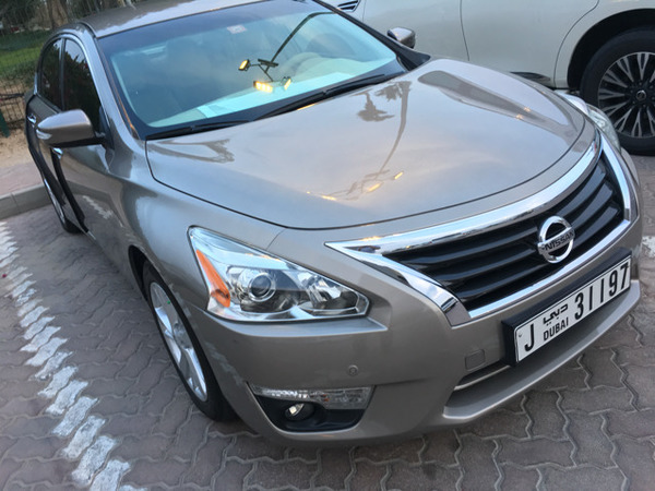 Used Nissan Altima in Dubai, UAE