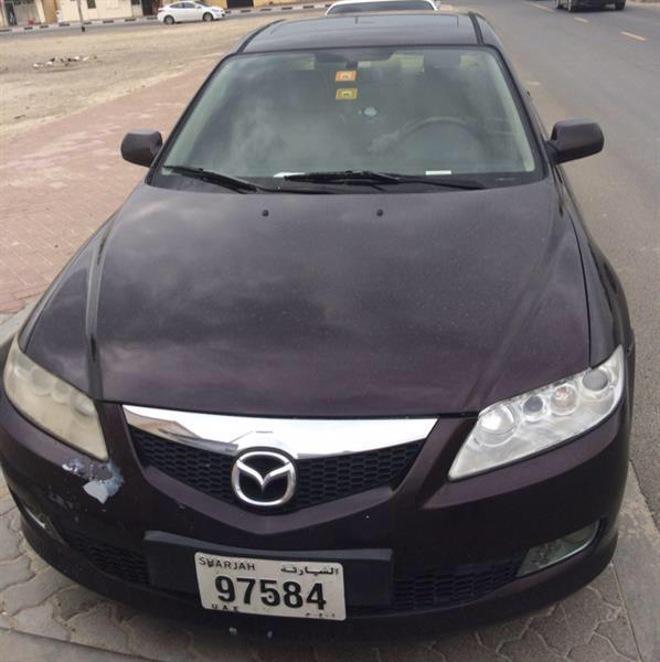 Used Mazda 6 Model 2007 for Sale in Dubai, UAE