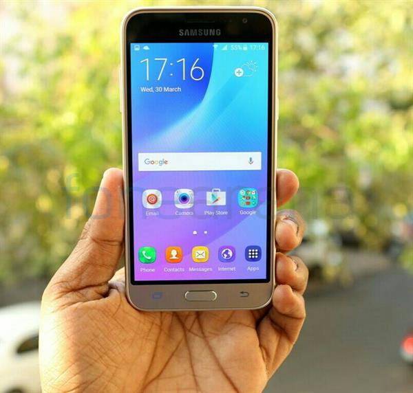 Samsung J3 (2,016) 4g Used For Few Months