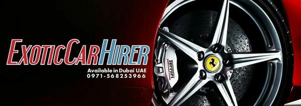 Used Exotic Car Hirer. we have all kind of sports, luxuries and economic cars  on very great prices. in Dubai, UAE