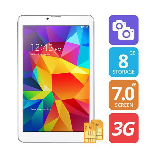 Used Brand New Enat Tablet Dual Sim Tablat in Dubai, UAE