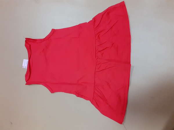 Used 3 beautiful red dress for 18 months old in Dubai, UAE