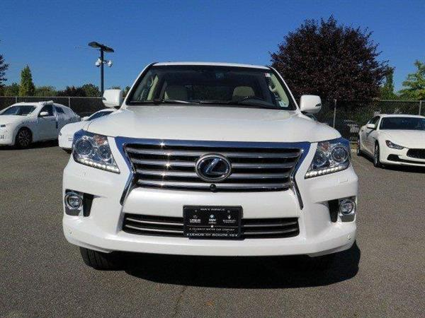 Used For Sale : 2015 Lexus LX 570 SUV Full Option in Dubai, UAE