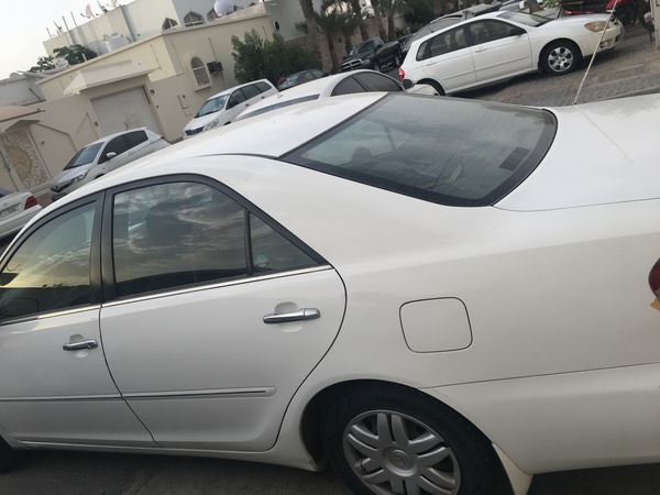 Used Toyota Camry model 2005 in Dubai, UAE