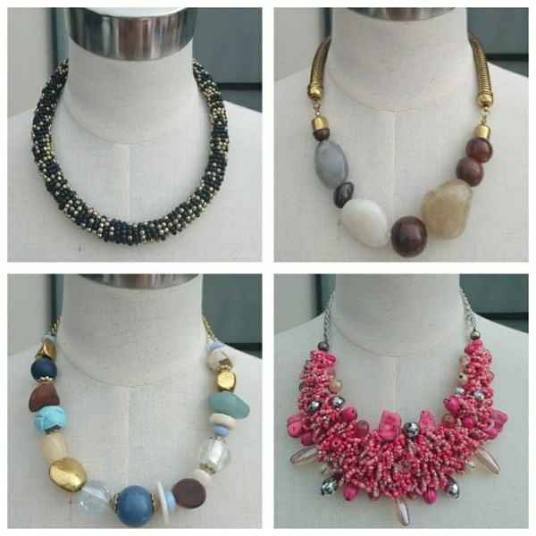 Used 4 Nos. of Necklaces in Dubai, UAE