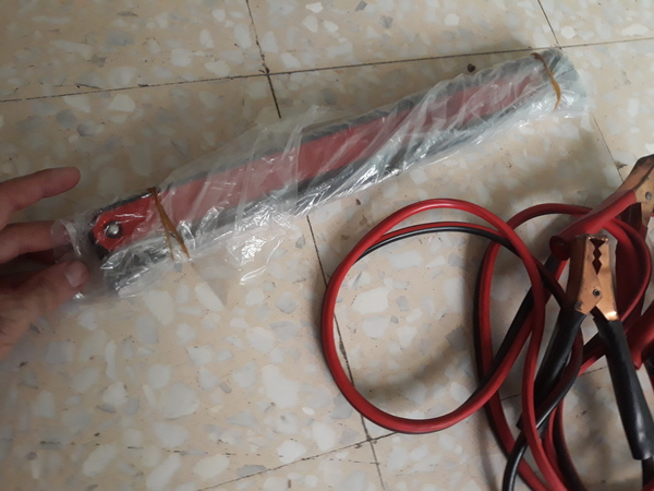 Used Jumper cable and Safety Triangle in Dubai, UAE