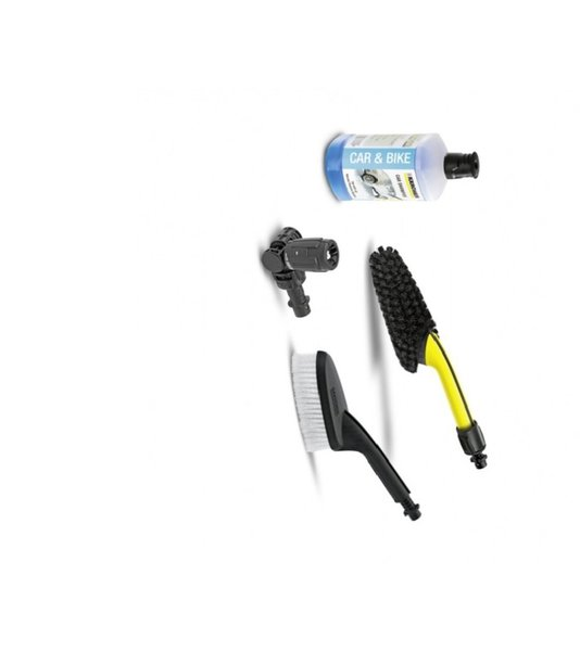 Used KARCHER car & bike cleaning kit in Dubai, UAE