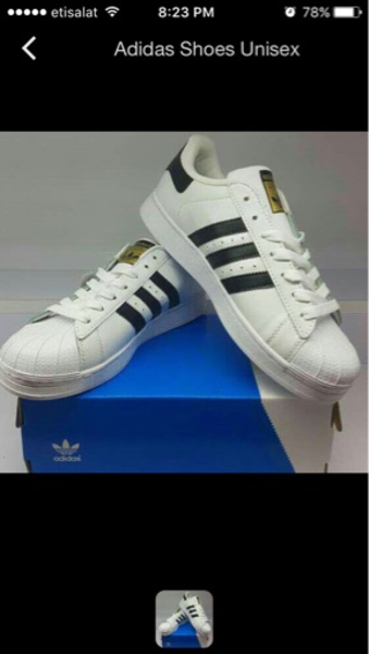 Used Superstar Size 44  in Dubai, UAE