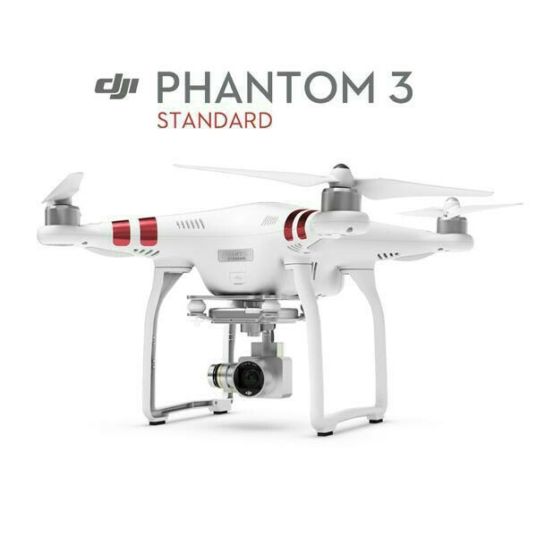 Used DJI Phantom 3 Standard Brand New in Dubai, UAE
