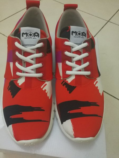 """Used New """"MOA"""" sneakers. Authentic. Size 41 in Dubai, UAE"""