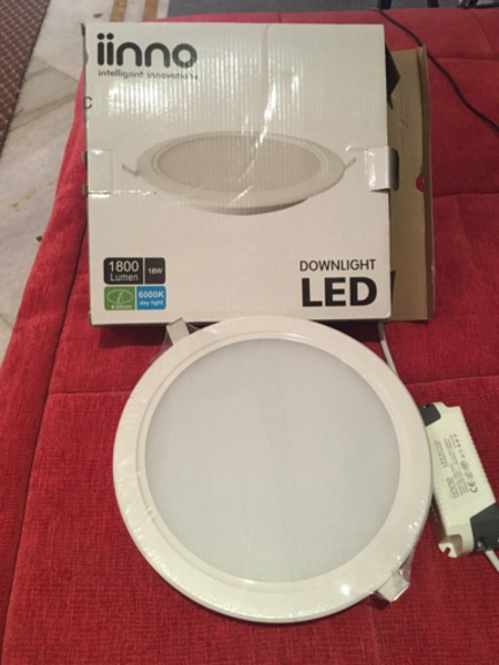 Used Led down light 1800 watt in Dubai, UAE