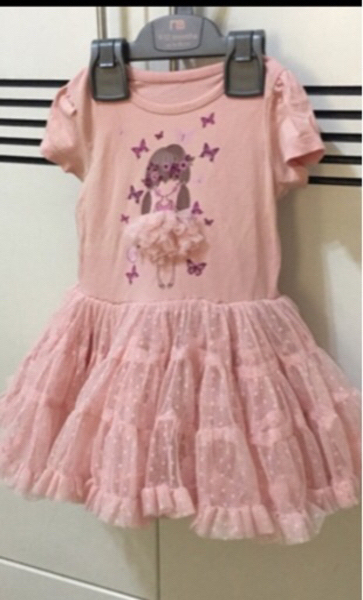 Used 3 frocks from mothercare  in Dubai, UAE