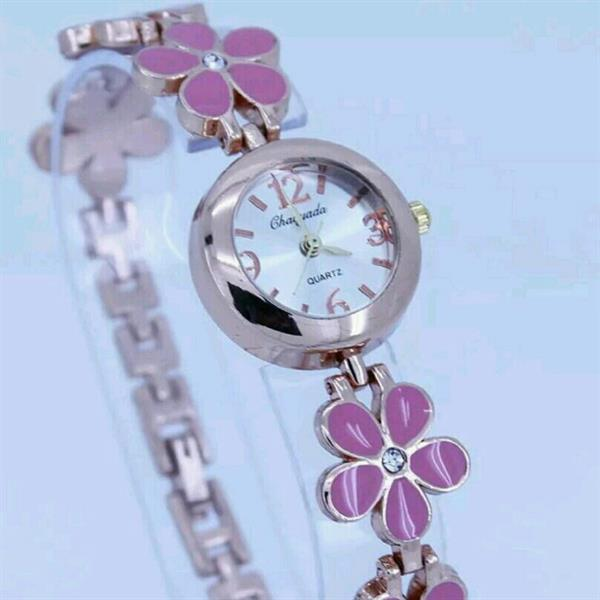 Used Pink Flower Women Watch in Dubai, UAE