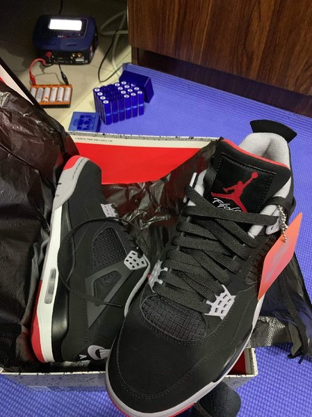 Used Jordan 4 Breds 2019 Brandnew in Dubai, UAE
