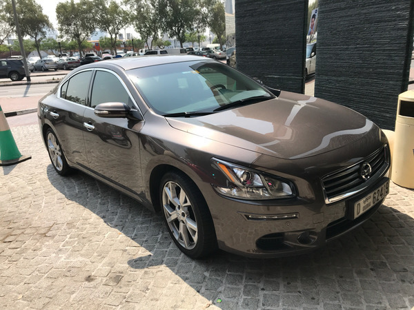 Nissan Maxima , Full Option