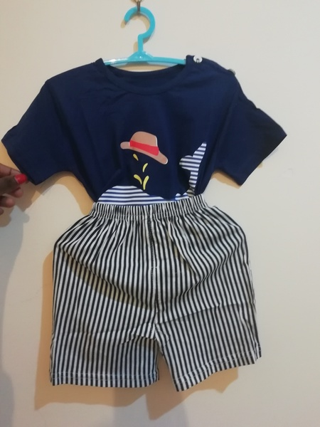 Used Whale print for toddler boys 18-24 (1pc) in Dubai, UAE