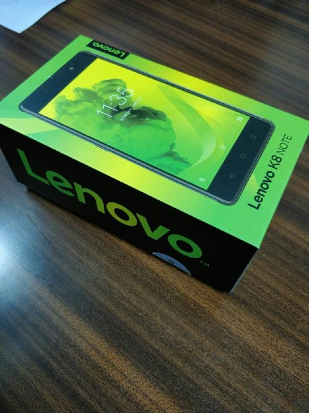 Used Lenovo k8 note in Dubai, UAE