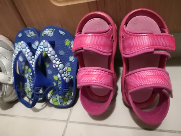 Used Used Shoes toddlers infant in Dubai, UAE