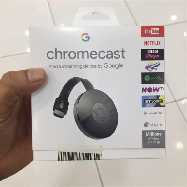 Used Google Chromecast-2 in Dubai, UAE