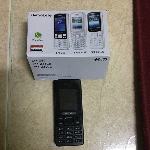 Used H-mobile SM-350 #DUOD New  in Dubai, UAE