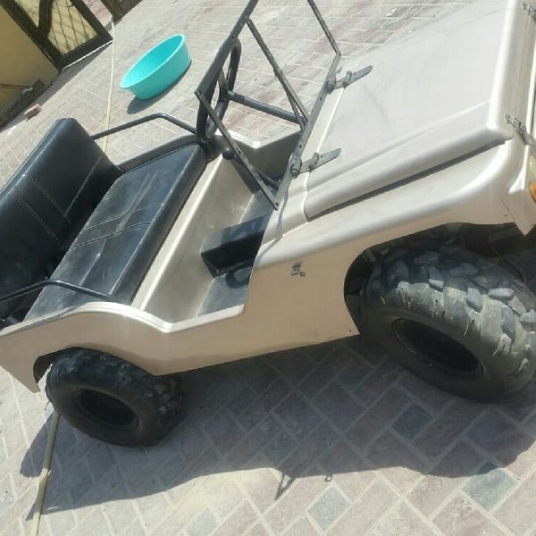 Used جيب لاند روفر 200 سي سي 3 غيار قير عادي in Dubai, UAE