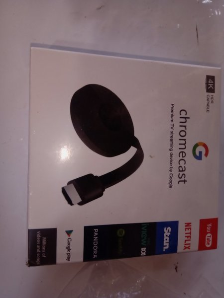 Used Google Chrome cast ultra...... in Dubai, UAE