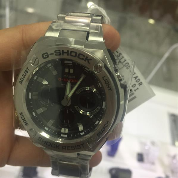 Used Original Gshock With 1year Warranty International Brandnew Steel in Dubai, UAE