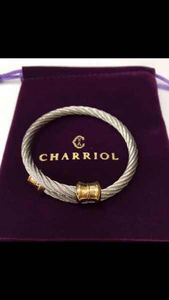 Used charriol bangle in Dubai, UAE