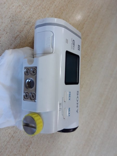 Used Sony as 100 action camera 32 GB card in Dubai, UAE