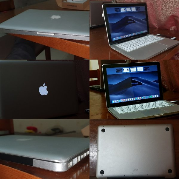 Used Macbook Pro Version Mid 2012 in Dubai, UAE