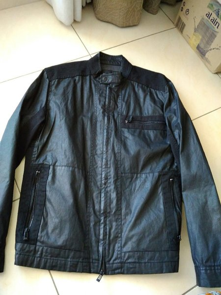 Used Calvin Klein New Jacket last Price! in Dubai, UAE