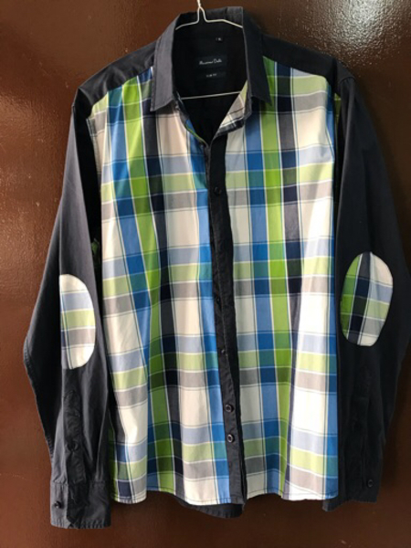 Used Long sleeve men's shirt  in Dubai, UAE