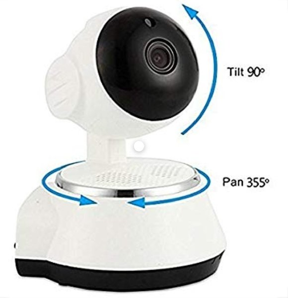 Used Wifi Smart Net Camera in Dubai, UAE