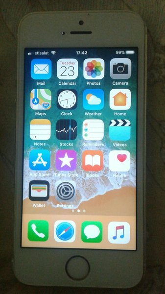 Used I phone 5S 32GB in Dubai, UAE