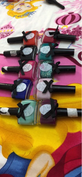 Brand new ciate polishes