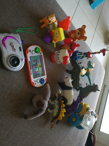 Used Bunch of toys in Dubai, UAE
