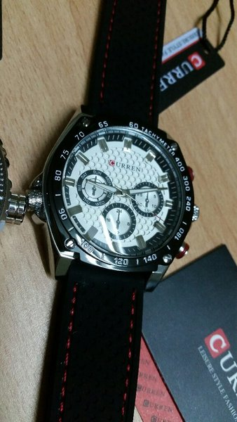 Used Curren Watches (2 sets) in Dubai, UAE