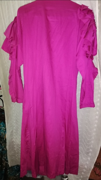 Used New. party wear dress for girls.. in Dubai, UAE