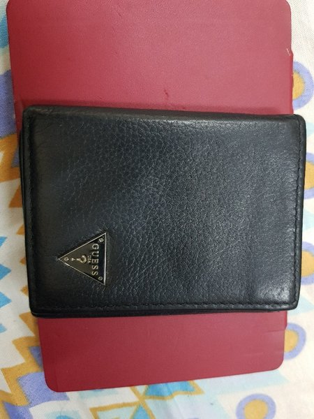 Used GUESS men's wallet USA trifold in Dubai, UAE
