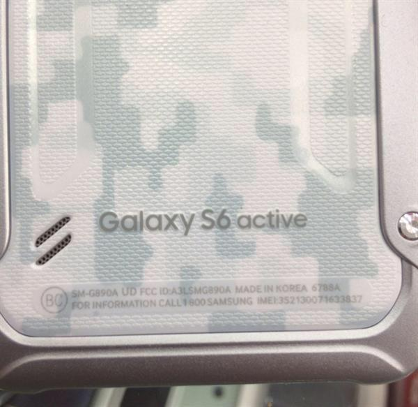 Used Samsung Galaxy S6 Active (water Proof Edition) in Dubai, UAE