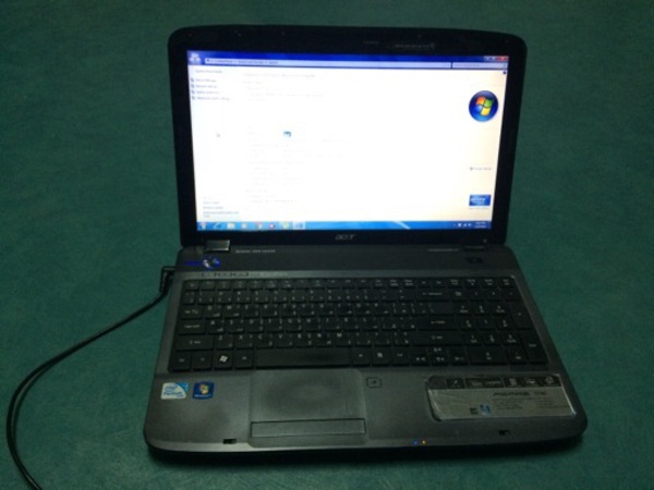 Used Acer Laptop Aspire 5738Z in Dubai, UAE