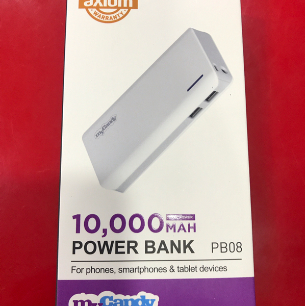 Used My Candy 10000mah Power Bank in Dubai, UAE