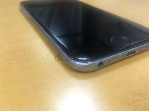 Used Iphone 6 , 64Gb. Space Gray With Charger in Dubai, UAE