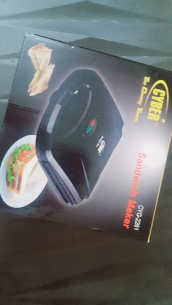 Used cyber sandwich maker in Dubai, UAE