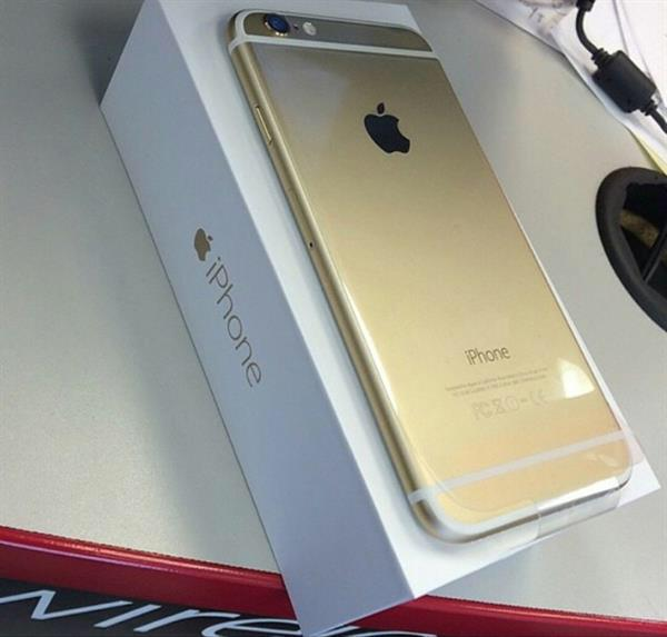 Used Iphone6#Gold. Comes with a box, Charger and a cable. Working perfectly and is a clean piece. in Dubai, UAE
