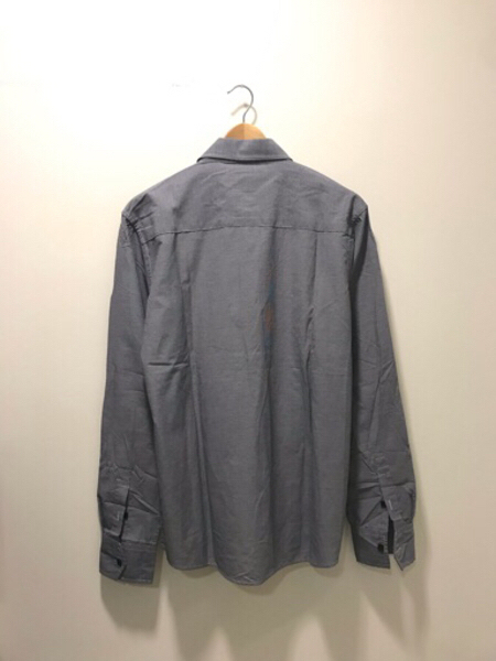 Used NEW ONE90ONE Shirt Size M Color Grey in Dubai, UAE