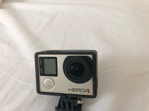 Used Gopro Hero 4 in Dubai, UAE