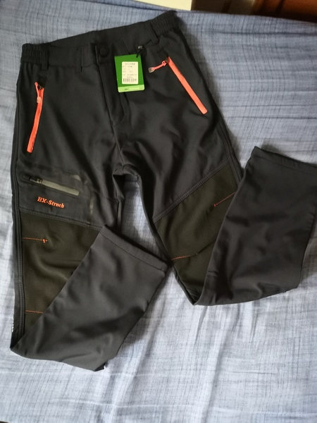 Used Waterproof Outdoor Blue Pants M in Dubai, UAE